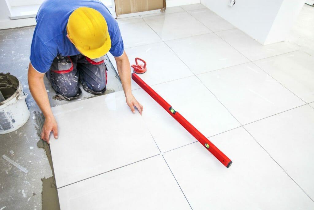 Floor-Tiling