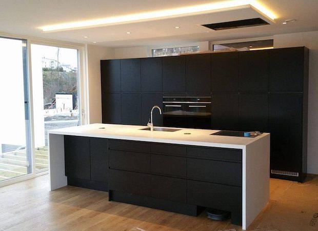 Kjøkkenøy iLED